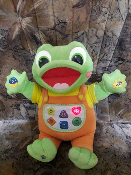 LeapFrog Hug & Learn Baby Tad in limba engleza