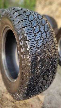 Шины General Tyre AT3 265/65/R17, как новые, на Prado, Pajero, 4Runner