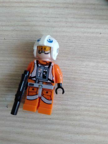 Пилот повстанцев Лего Star wars