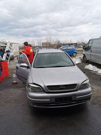 Опел Астра opel astra