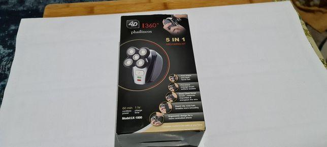 Aparat de Ras Phailincos 4D - Grooming Kit 5-1/Model:LK-1800