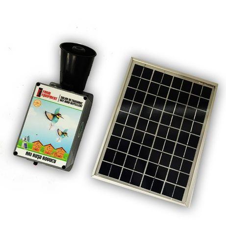 Sperietoare cu alimentare solara cu ultrasunete contra pasari