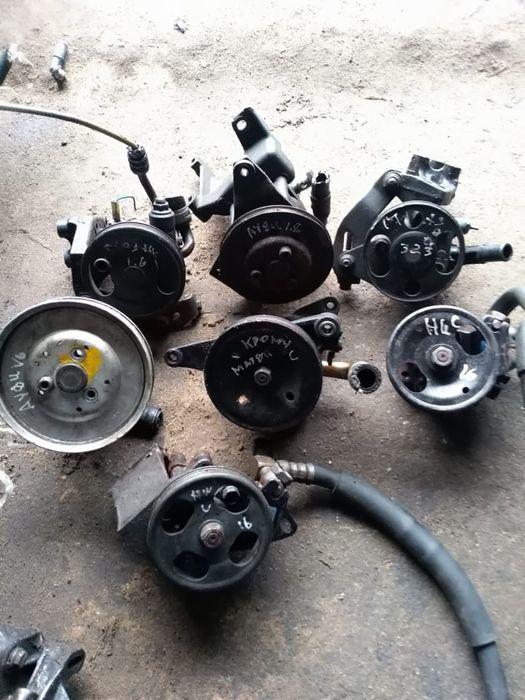Гур эгур рейка генератор стартер сцепление и другое Актобе - изображение 1