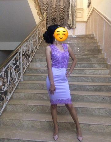 Платье вечернее длявыпускного бала для празников трансформер раз 42-44