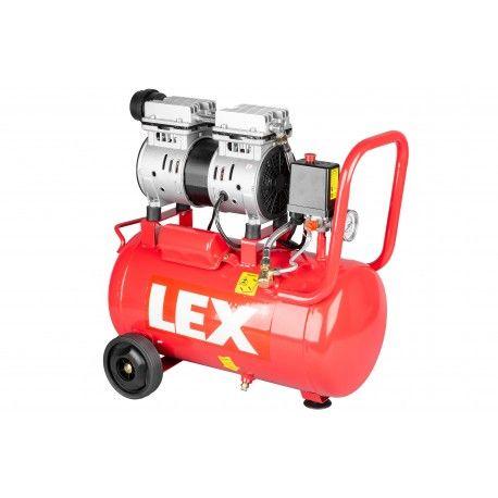 Compresor aer fara ulei , rezervor 24 l , LXAC24-75LO