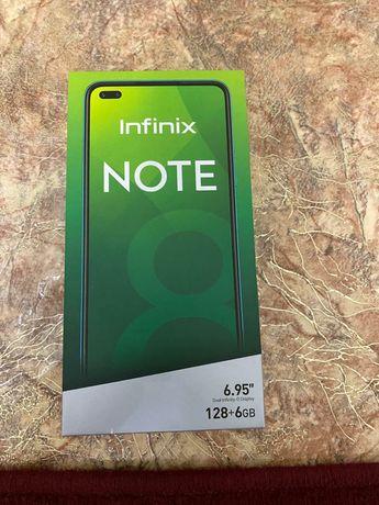 Infinix NOTE 8 продам сматфон