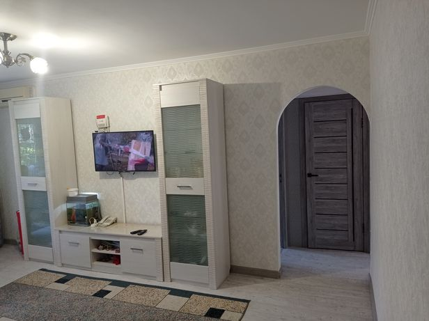 3-комнатная Квартира, 2/4этаж, 1 мкр. Саина-Жубанова