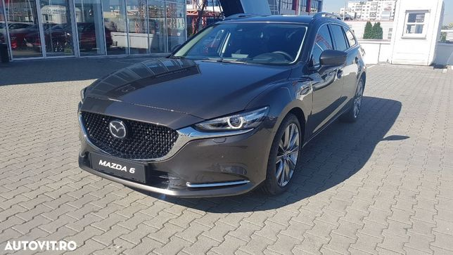 Mazda 6 MAZDA 6 2019 combi benzina G165 MT REVOLUTION