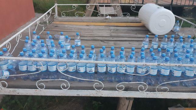 Баклашка литровый 100- штук