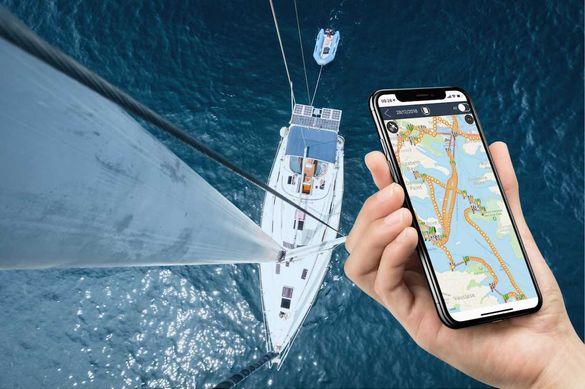 GPS за лодки и джетове - тракер / tracker с БЕЗПЛАТНО проследяване