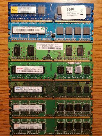 Memorii DDR si DDR2 PC