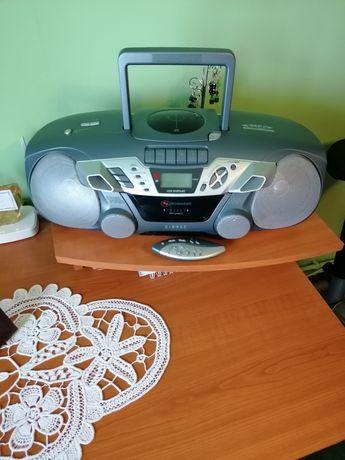 Radio casetofon, player Schneider etc.