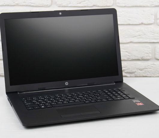 #Новый игровой ноутбук HP/Ryzen 3/SSD/17 дюйм/Full HD•••