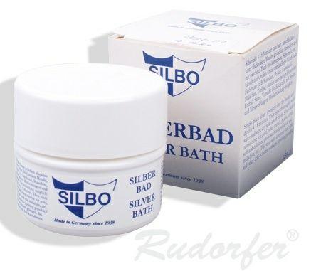 Solitie curatat argint Silbo - 150 ml, solutie argint
