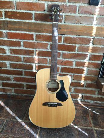 Електро-акустична китара Alvarez hand crafted