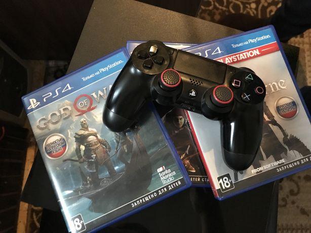 Продам Playstation 4