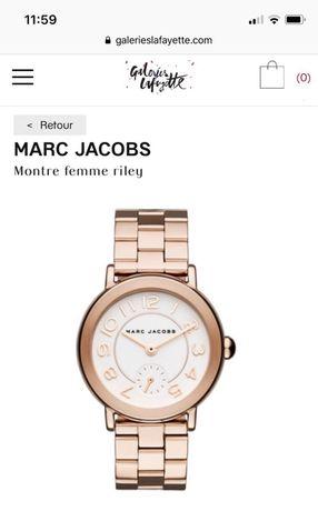 Ceas Marc Jacobs