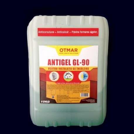 Antigel GL90 Concentrat pentru Centrale termice Intalatii de incalzire