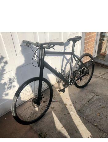 Bicicleta Cannodale Bad boy