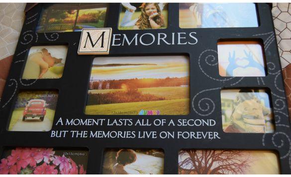 Подаръчни фоторамки за снимки