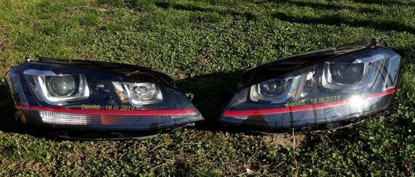 Фарове Валео Голф 7 ГТИ - Farove Valeo Golf 7 GTI - Джанта Audi A6 S6
