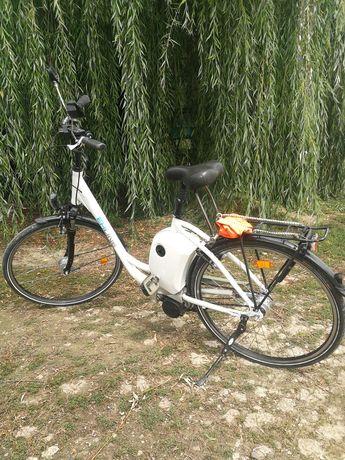 Bicicleta electrică!