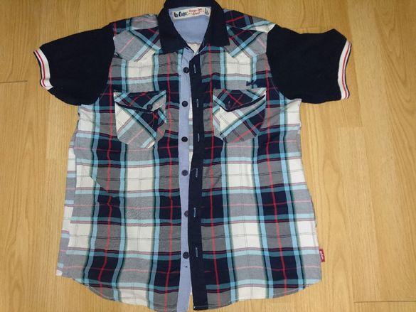 """Мъжка риза """"Lee Cooper"""" - размер XL"""