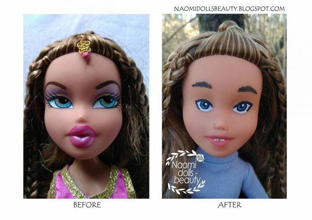 Păpușă Naomi Dolls Beauty, Bratz