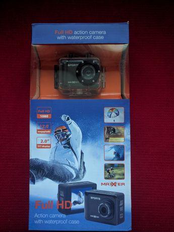 Camera video Sport Action antiacviatica Full HD 1080p