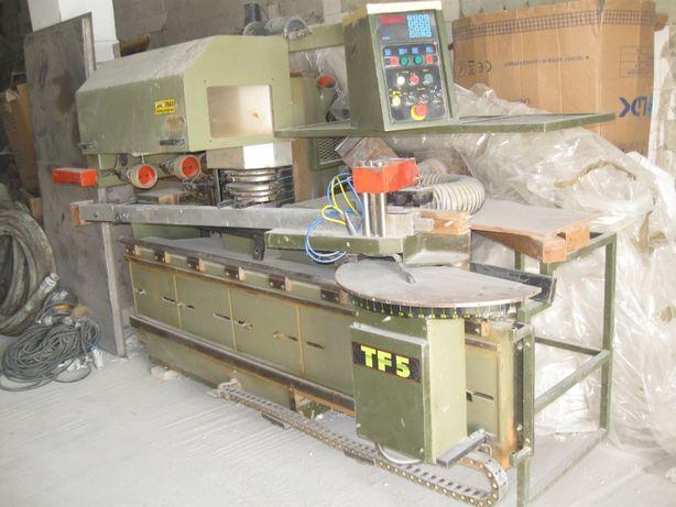 Vand / Schimb masina tamplarie lemn stratificat , termopane