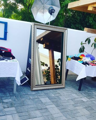 Cabina foto Photo Booth - Magic Mirror