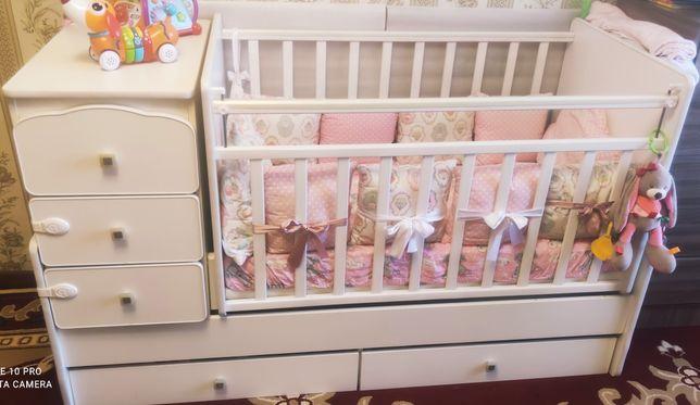 Детская кровать трансформер!