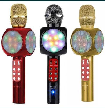 Караоке микрофон ,детски микрофон ,безжичен микрофон