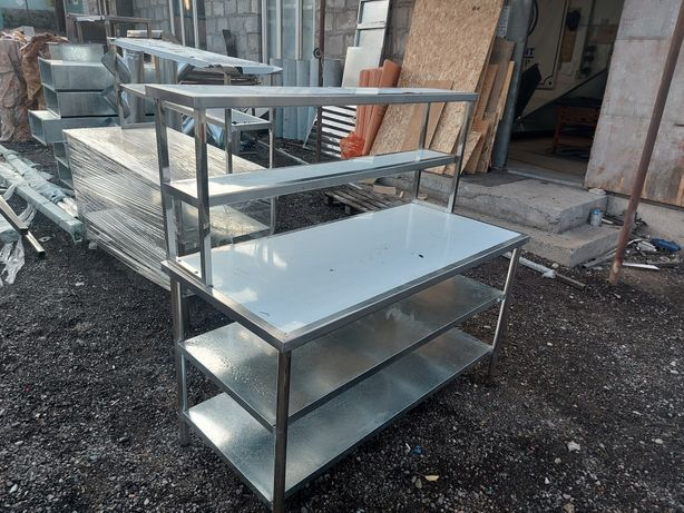 Стол нержавейка стол железный оборудование для кухни мойка нержавейка