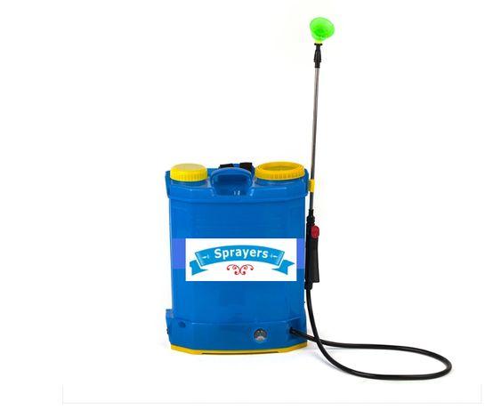 Vermorel Electric Pompa stropit electrica cu acumulator 16 litri