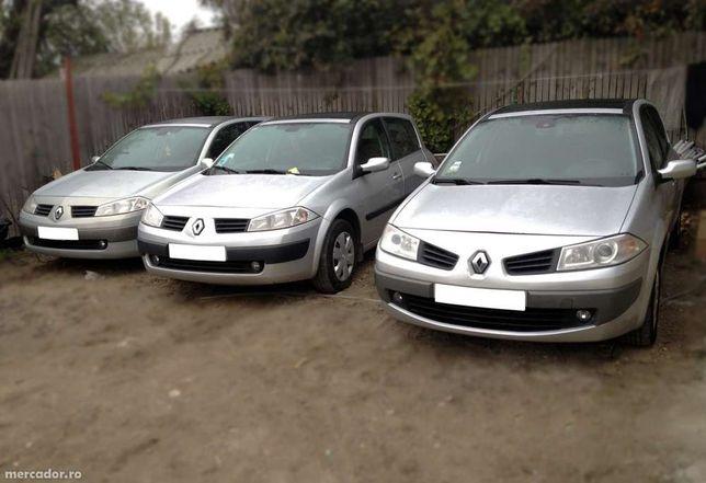 Dezmembrez Renault Megane II - Orice piesa pe stoc / Pret mic garantat