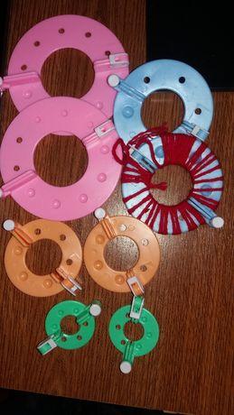 instrument plastic pentru ciucuri