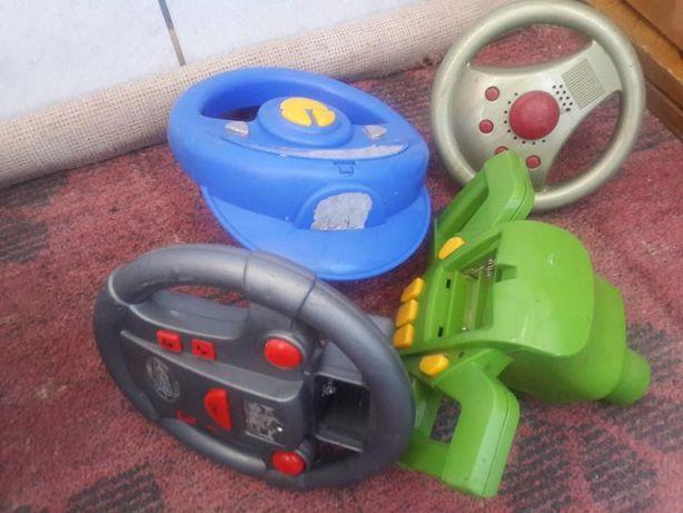 Руль для детской машины