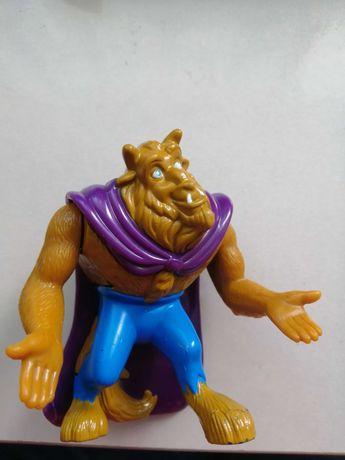 Играчка Макдоналдс от Красавицата и звяра