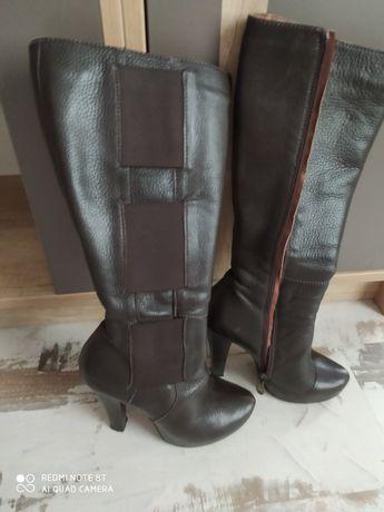 Дамски ботуши от естествена кожа марка GI ANNI.