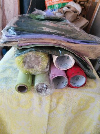 Цветочная фурнитура, бумага для букетов