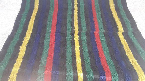 Домашно тъкани килими 100 % вълна