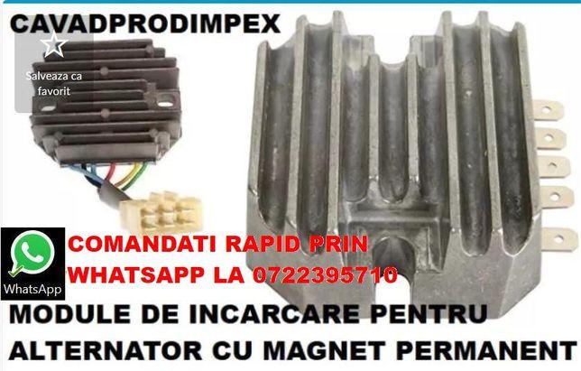 Module redresoare,incarcare pentru dinam,alternator cu magnet pemanent