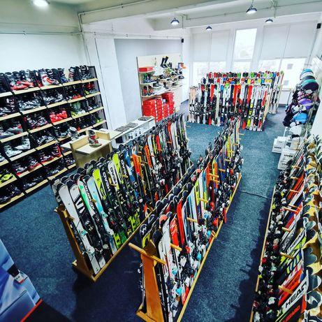 Schiuri, Clapari schi , snowboard, ochelari ski