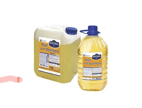 Принимаю отработанное фритюрное, кухонное масло, 100 тг. за литр