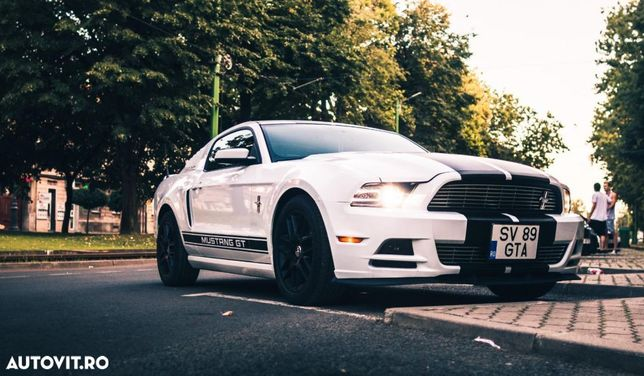 Ford Mustang Mustang 3,7 , V6 Impecabil