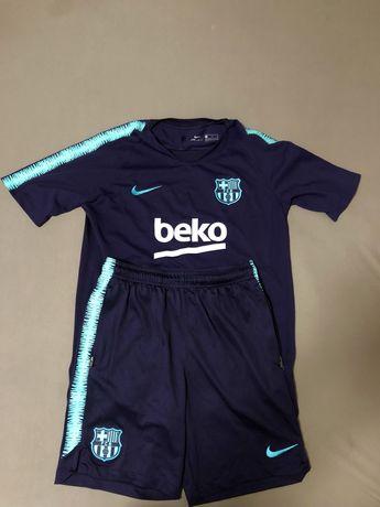 Echipament fotbal-FC BARCELONA