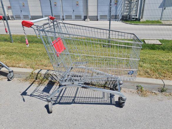 Пазарска количка Wanzl EL212