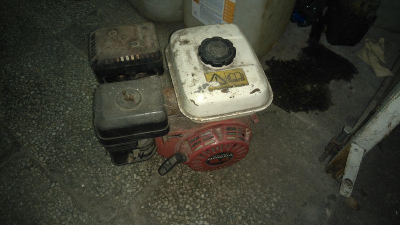 Двигател и помпа Honda 160 кубика гр. Плевен - image 1