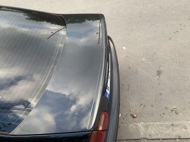 Eleron Lip Codita Portbagaj BMW E46 M3 coupe cabrio PLASTIC ABS sedan
